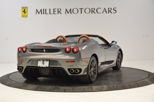 Used 2008 Ferrari F430 Spider for sale Sold at Aston Martin of Greenwich in Greenwich CT 06830 7