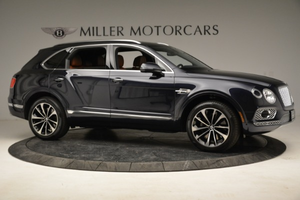 Used 2017 Bentley Bentayga W12 for sale Sold at Aston Martin of Greenwich in Greenwich CT 06830 10