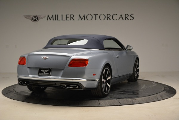 Used 2017 Bentley Continental GT V8 S for sale Sold at Aston Martin of Greenwich in Greenwich CT 06830 20
