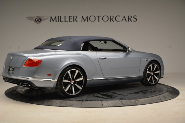 Used 2017 Bentley Continental GT V8 S for sale Sold at Aston Martin of Greenwich in Greenwich CT 06830 21