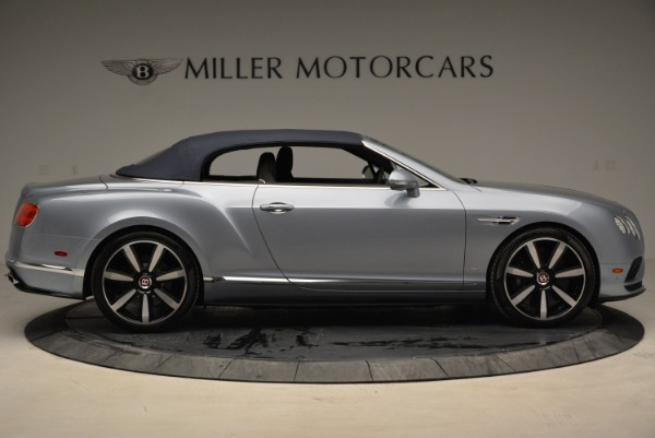 Used 2017 Bentley Continental GT V8 S for sale Sold at Aston Martin of Greenwich in Greenwich CT 06830 22