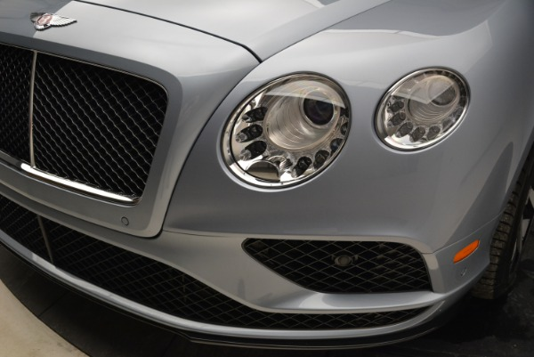 Used 2017 Bentley Continental GT V8 S for sale Sold at Aston Martin of Greenwich in Greenwich CT 06830 26