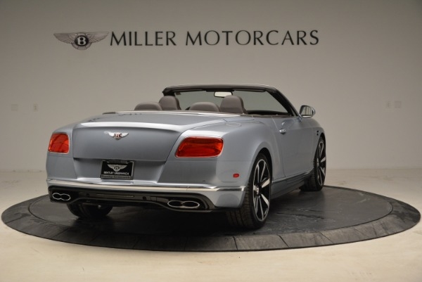 Used 2017 Bentley Continental GT V8 S for sale Sold at Aston Martin of Greenwich in Greenwich CT 06830 7