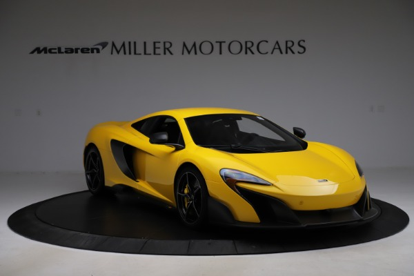 Used 2016 McLaren 675LT Coupe for sale $219,900 at Aston Martin of Greenwich in Greenwich CT 06830 10