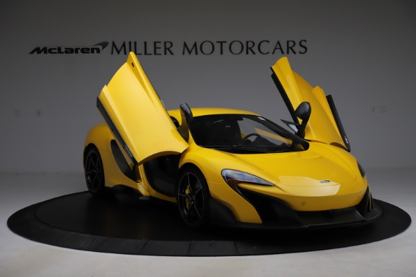 Used 2016 McLaren 675LT Coupe for sale $225,900 at Aston Martin of Greenwich in Greenwich CT 06830 11