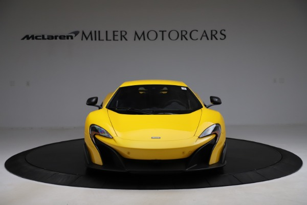 Used 2016 McLaren 675LT for sale $225,900 at Aston Martin of Greenwich in Greenwich CT 06830 12