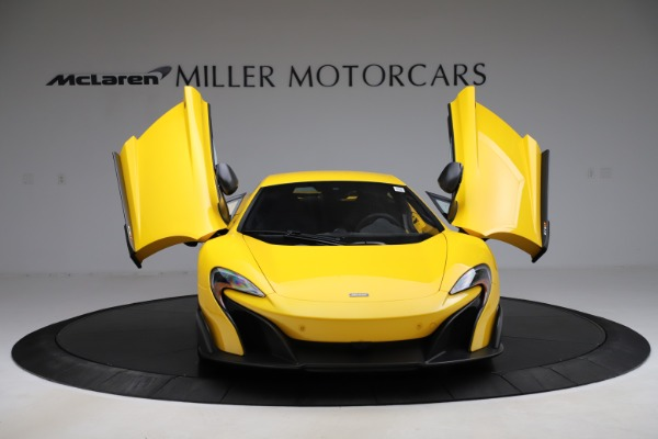 Used 2016 McLaren 675LT for sale $225,900 at Aston Martin of Greenwich in Greenwich CT 06830 13