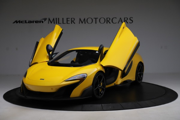 Used 2016 McLaren 675LT Coupe for sale $219,900 at Aston Martin of Greenwich in Greenwich CT 06830 14