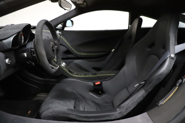 Used 2016 McLaren 675LT for sale $225,900 at Aston Martin of Greenwich in Greenwich CT 06830 16