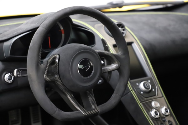 Used 2016 McLaren 675LT for sale $225,900 at Aston Martin of Greenwich in Greenwich CT 06830 18
