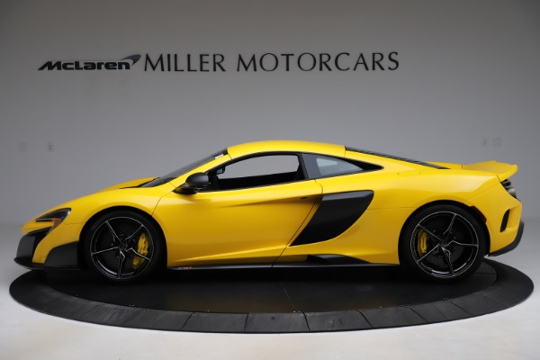 Used 2016 McLaren 675LT for sale $225,900 at Aston Martin of Greenwich in Greenwich CT 06830 2