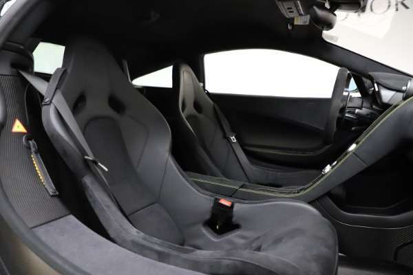 Used 2016 McLaren 675LT for sale $225,900 at Aston Martin of Greenwich in Greenwich CT 06830 23