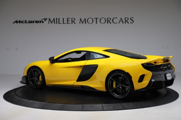 Used 2016 McLaren 675LT Coupe for sale $225,900 at Aston Martin of Greenwich in Greenwich CT 06830 3