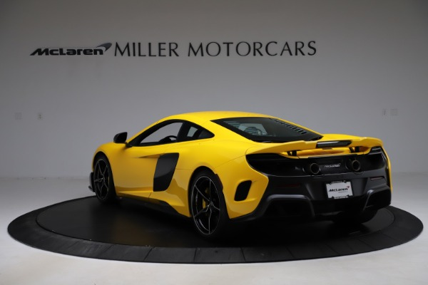 Used 2016 McLaren 675LT Coupe for sale $225,900 at Aston Martin of Greenwich in Greenwich CT 06830 4