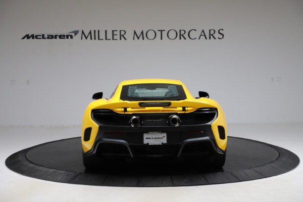Used 2016 McLaren 675LT for sale $225,900 at Aston Martin of Greenwich in Greenwich CT 06830 5