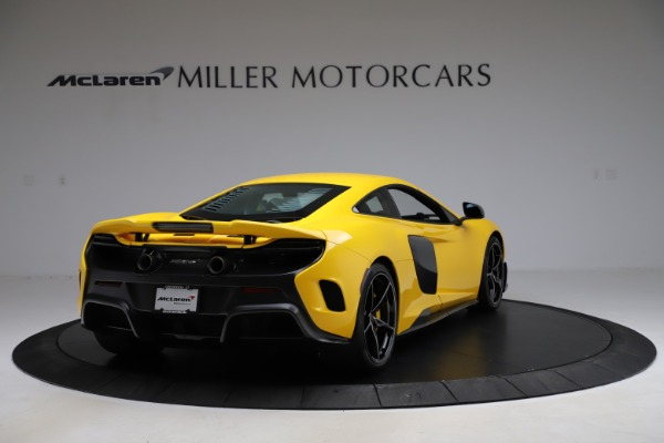 Used 2016 McLaren 675LT Coupe for sale $219,900 at Aston Martin of Greenwich in Greenwich CT 06830 6