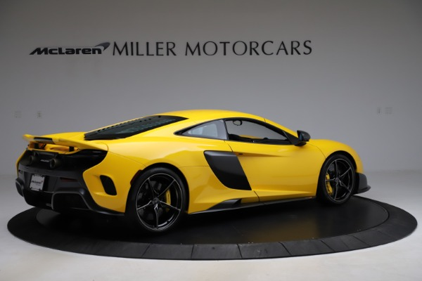 Used 2016 McLaren 675LT Coupe for sale $225,900 at Aston Martin of Greenwich in Greenwich CT 06830 7