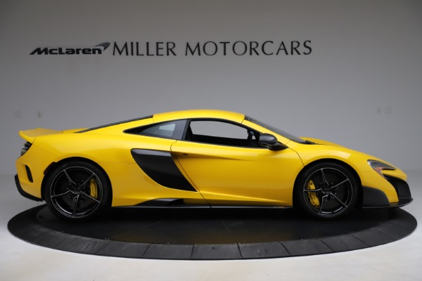 Used 2016 McLaren 675LT for sale $225,900 at Aston Martin of Greenwich in Greenwich CT 06830 8