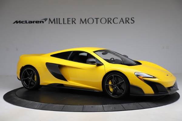 Used 2016 McLaren 675LT for sale $225,900 at Aston Martin of Greenwich in Greenwich CT 06830 9
