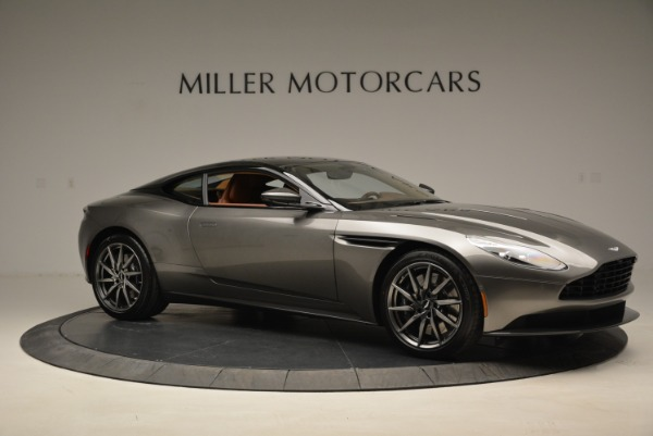 Used 2018 Aston Martin DB11 V12 for sale $169,990 at Aston Martin of Greenwich in Greenwich CT 06830 10