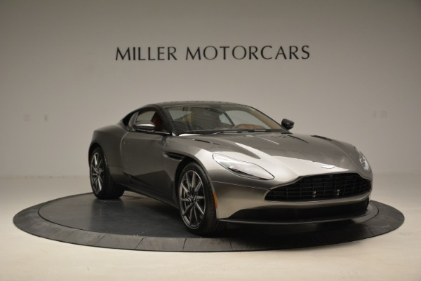 Used 2018 Aston Martin DB11 V12 for sale $169,990 at Aston Martin of Greenwich in Greenwich CT 06830 11