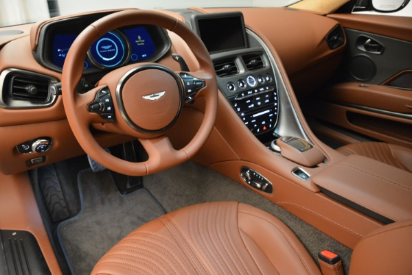 Used 2018 Aston Martin DB11 V12 for sale $169,990 at Aston Martin of Greenwich in Greenwich CT 06830 14