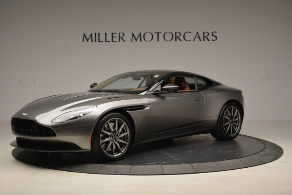 New 2018 Aston Martin DB11 V12 Coupe for sale Sold at Aston Martin of Greenwich in Greenwich CT 06830 2
