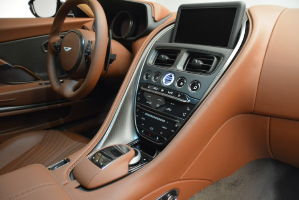 Used 2018 Aston Martin DB11 V12 for sale $169,990 at Aston Martin of Greenwich in Greenwich CT 06830 22