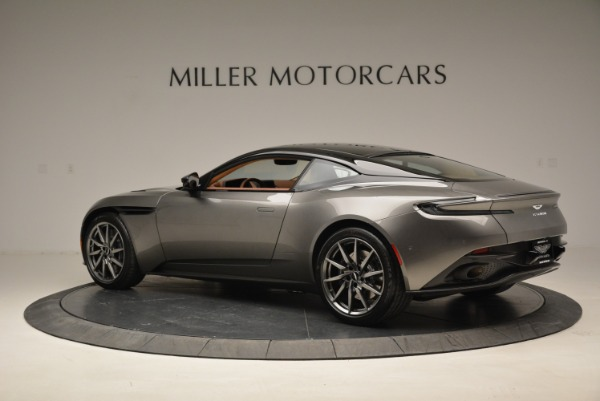 Used 2018 Aston Martin DB11 V12 for sale $169,990 at Aston Martin of Greenwich in Greenwich CT 06830 4