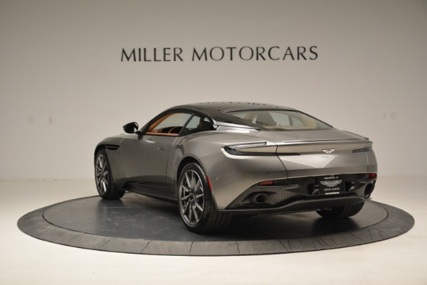 Used 2018 Aston Martin DB11 V12 for sale $169,990 at Aston Martin of Greenwich in Greenwich CT 06830 5