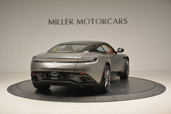Used 2018 Aston Martin DB11 V12 for sale $169,990 at Aston Martin of Greenwich in Greenwich CT 06830 7