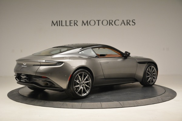 Used 2018 Aston Martin DB11 V12 for sale $169,990 at Aston Martin of Greenwich in Greenwich CT 06830 8