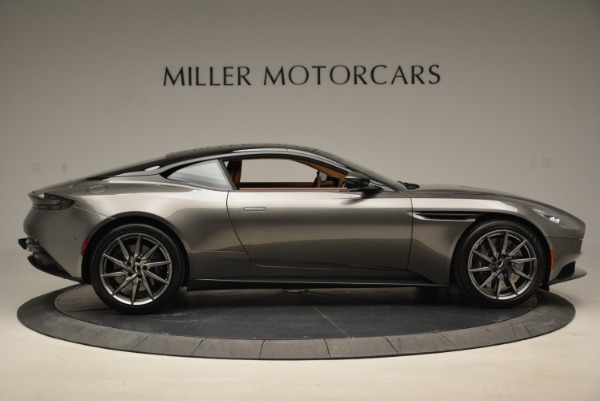 Used 2018 Aston Martin DB11 V12 for sale $169,990 at Aston Martin of Greenwich in Greenwich CT 06830 9