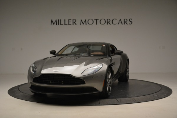 Used 2018 Aston Martin DB11 V12 for sale $169,990 at Aston Martin of Greenwich in Greenwich CT 06830 1