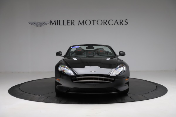 Used 2015 Aston Martin DB9 Convertible for sale Sold at Aston Martin of Greenwich in Greenwich CT 06830 11