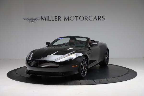Used 2015 Aston Martin DB9 Convertible for sale Sold at Aston Martin of Greenwich in Greenwich CT 06830 12