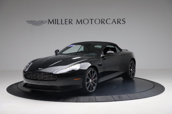 Used 2015 Aston Martin DB9 Convertible for sale Sold at Aston Martin of Greenwich in Greenwich CT 06830 13