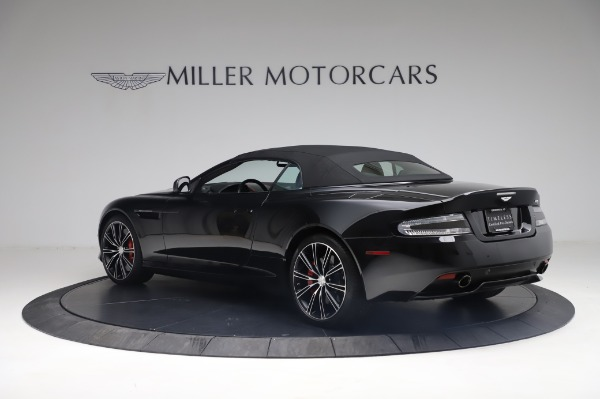 Used 2015 Aston Martin DB9 Convertible for sale Sold at Aston Martin of Greenwich in Greenwich CT 06830 15