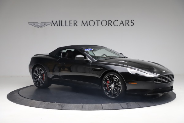Used 2015 Aston Martin DB9 Convertible for sale Sold at Aston Martin of Greenwich in Greenwich CT 06830 17