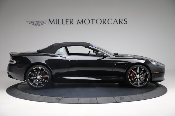 Used 2015 Aston Martin DB9 Convertible for sale Sold at Aston Martin of Greenwich in Greenwich CT 06830 18