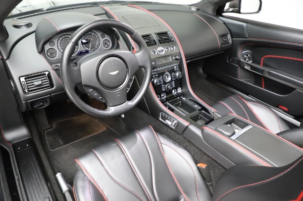 Used 2015 Aston Martin DB9 Convertible for sale Sold at Aston Martin of Greenwich in Greenwich CT 06830 19