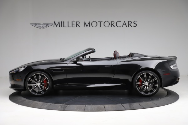 Used 2015 Aston Martin DB9 Convertible for sale Sold at Aston Martin of Greenwich in Greenwich CT 06830 2