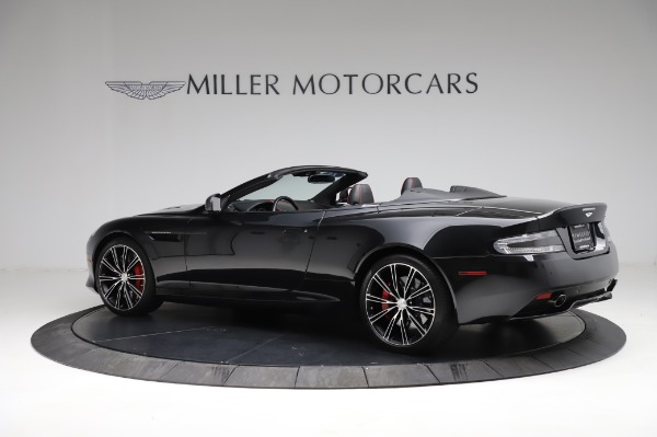 Used 2015 Aston Martin DB9 Convertible for sale Sold at Aston Martin of Greenwich in Greenwich CT 06830 3