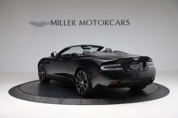 Used 2015 Aston Martin DB9 Convertible for sale Sold at Aston Martin of Greenwich in Greenwich CT 06830 4