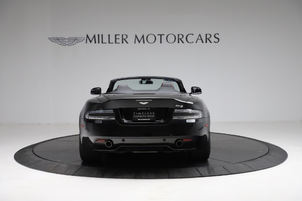 Used 2015 Aston Martin DB9 Convertible for sale Sold at Aston Martin of Greenwich in Greenwich CT 06830 5
