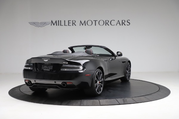 Used 2015 Aston Martin DB9 Convertible for sale Sold at Aston Martin of Greenwich in Greenwich CT 06830 6