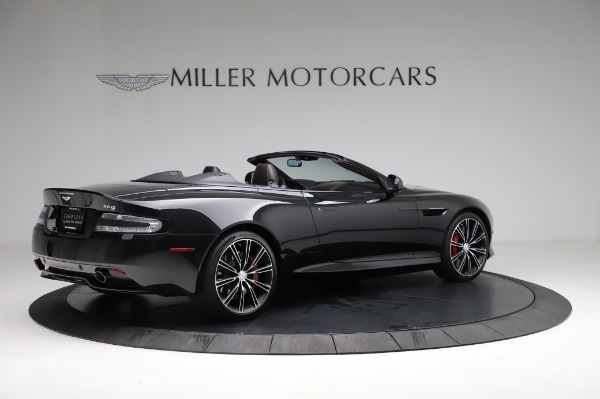 Used 2015 Aston Martin DB9 Convertible for sale Sold at Aston Martin of Greenwich in Greenwich CT 06830 7