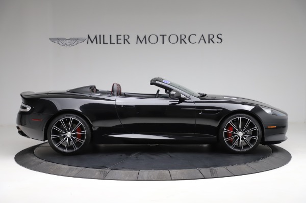 Used 2015 Aston Martin DB9 Convertible for sale Sold at Aston Martin of Greenwich in Greenwich CT 06830 8