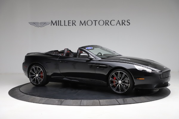 Used 2015 Aston Martin DB9 Convertible for sale Sold at Aston Martin of Greenwich in Greenwich CT 06830 9