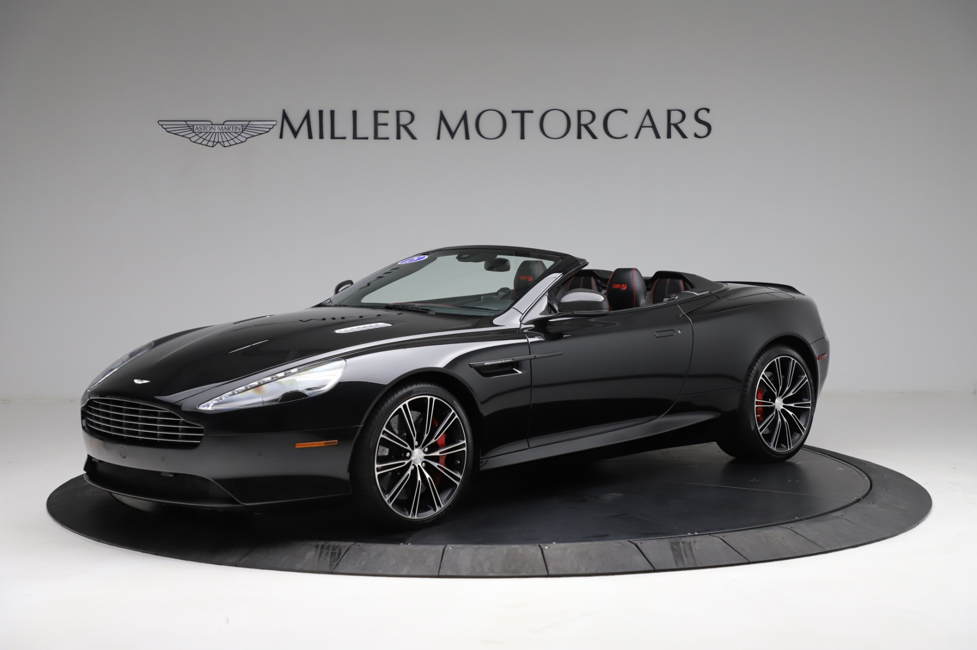 Used 2015 Aston Martin DB9 Convertible for sale Sold at Aston Martin of Greenwich in Greenwich CT 06830 1